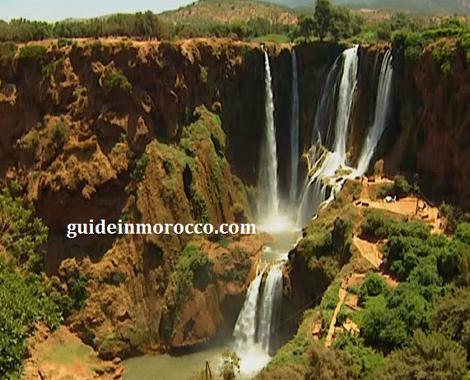 Azilal Marokko