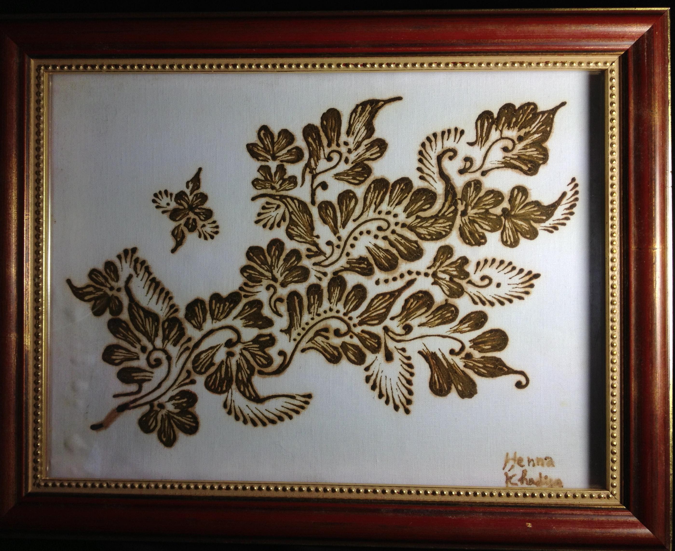 henna decorations